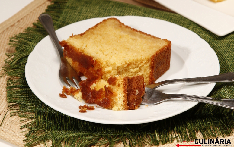 bolo delicia de limao