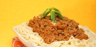 esparguete bolonhesa teleculinaria