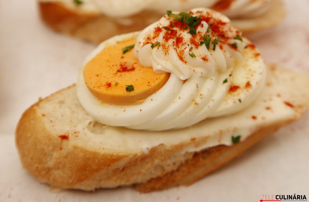 ovos apimentados