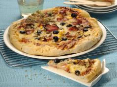 pizza de verão