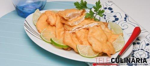 tempura de filetes de peixe 1