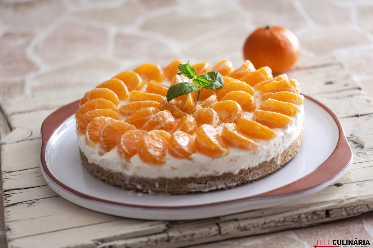 Cheesecake de Clementinas TC 003