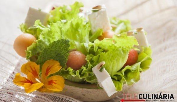 Salada de frutos de Verão