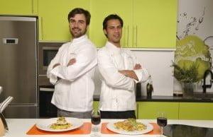 Luís Machado e Igor Martinho