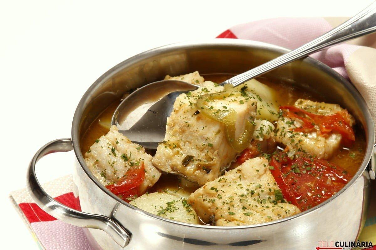caldeirada de bacalhau a portuguesa