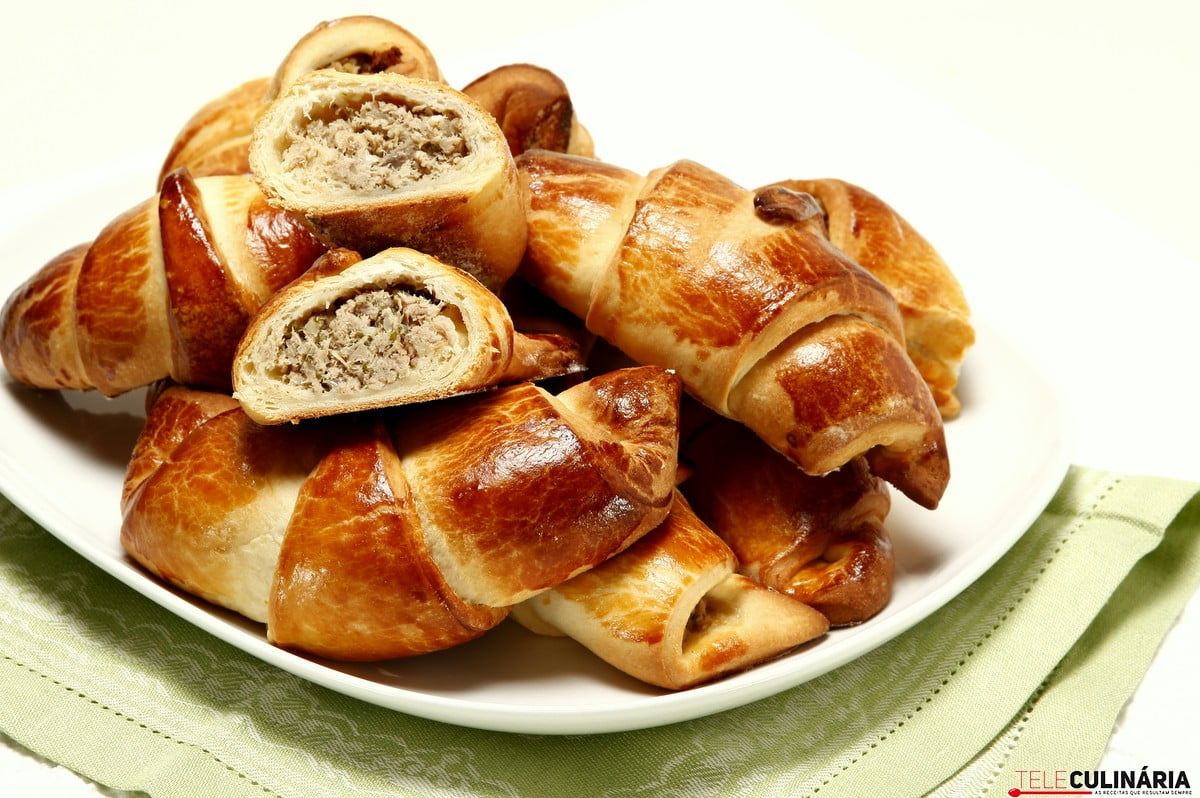 croissants de atum