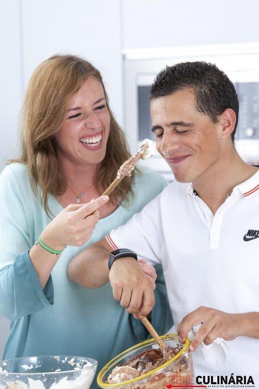 Mariana Alvim e André Henriques