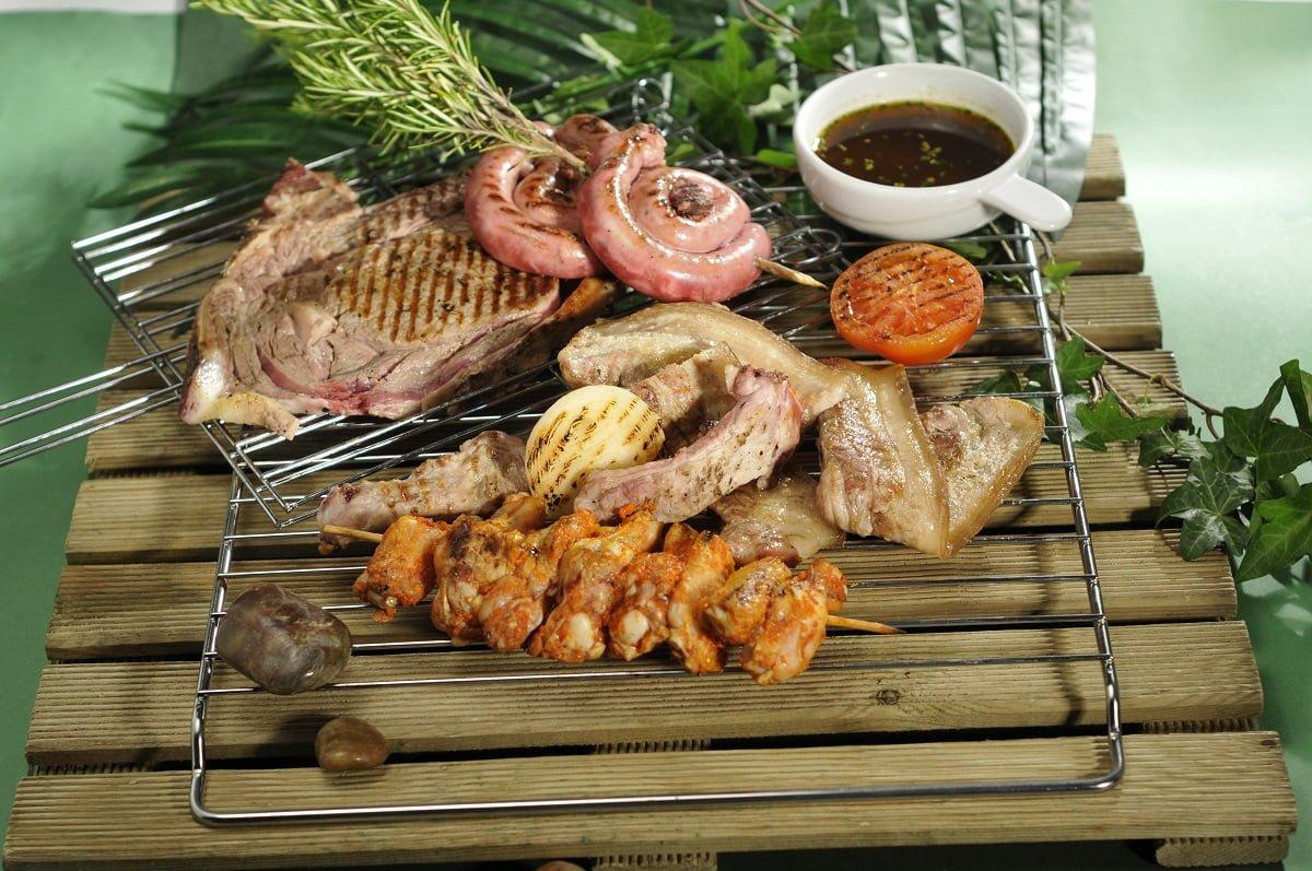 Churrasco de carnes variadas 2 D