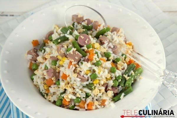 arroz alegre