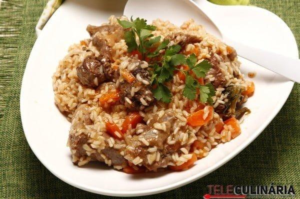 arroz de pato malandrinho