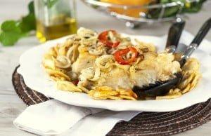 bacalhau de cebolada
