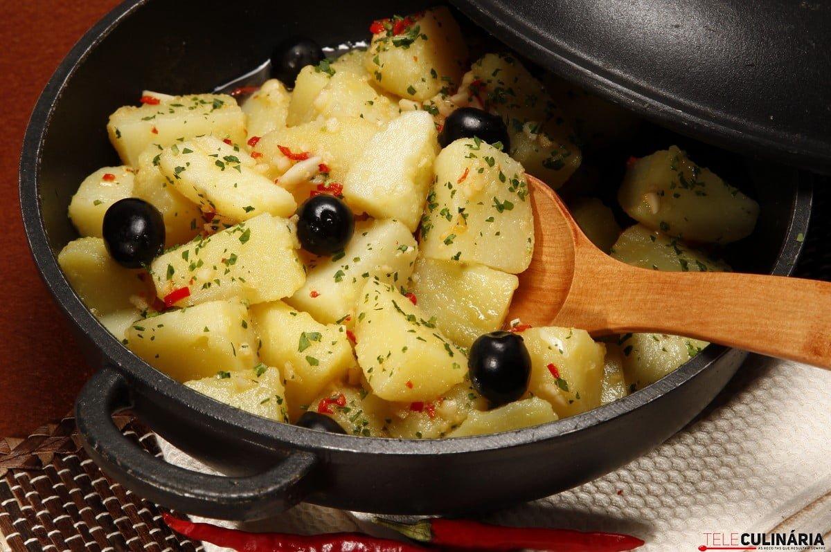 batatas louras com malagueta