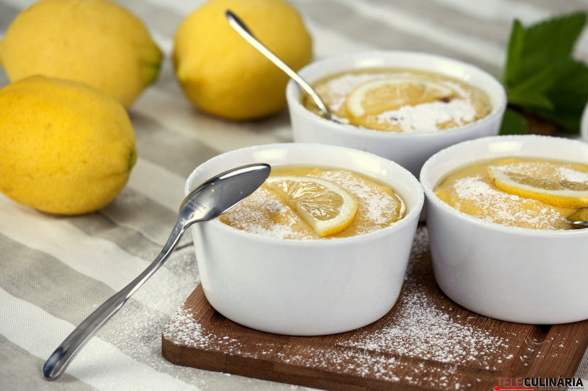 Leite creme de limão