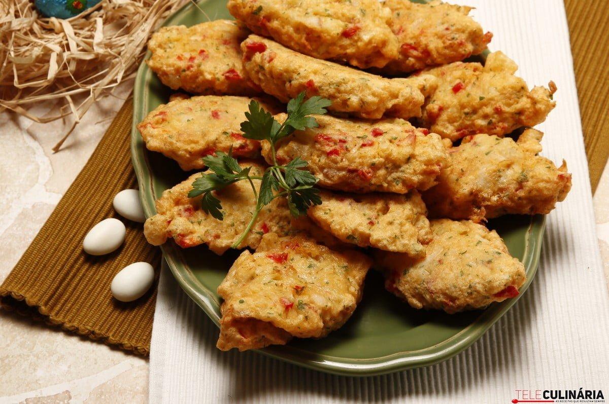 pataniscas de peixe