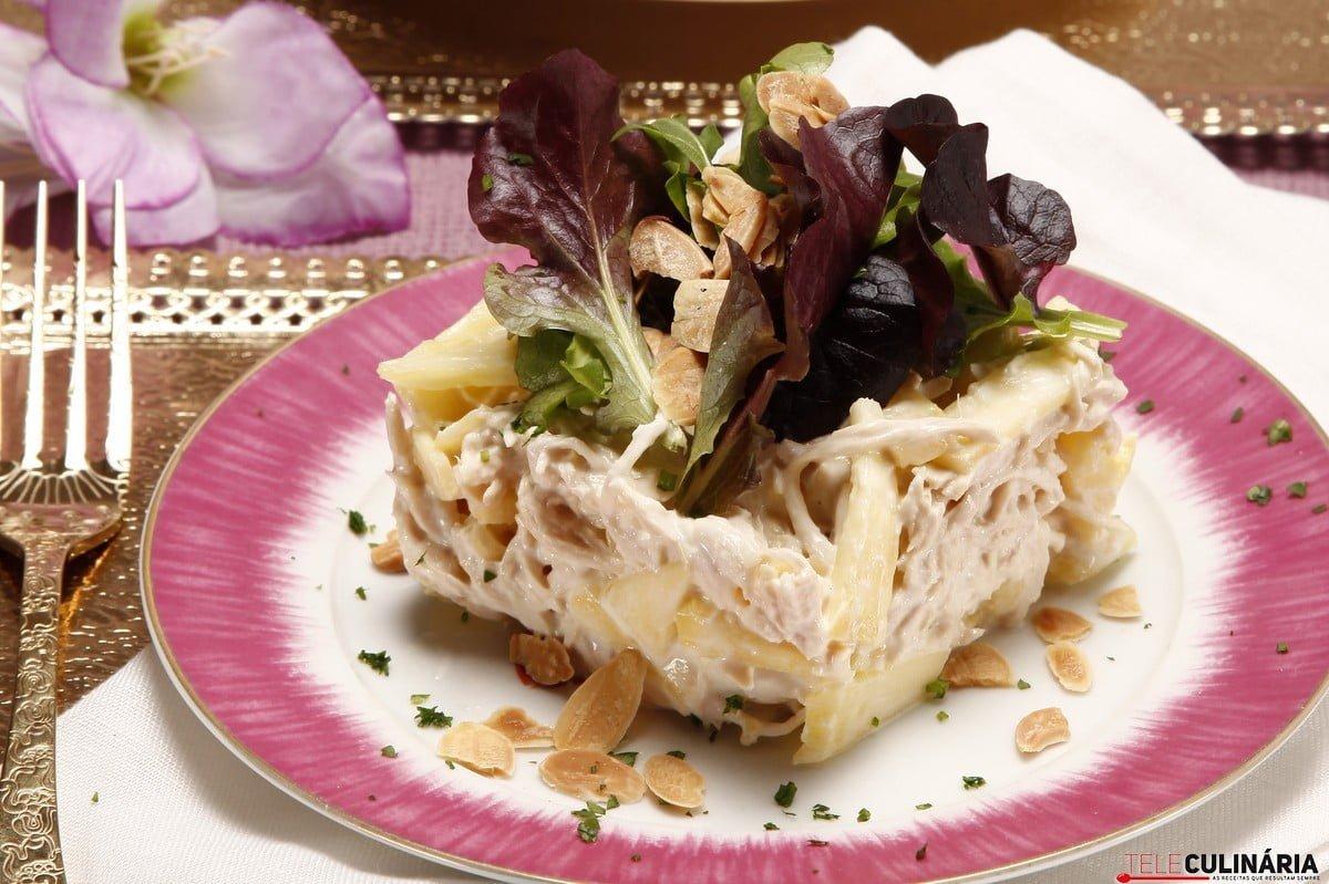 salada de frango afrodisiaca