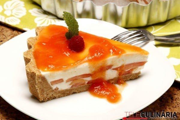 tarte de papaia