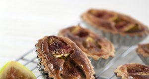 Tarteletes de Figo e Amendoa