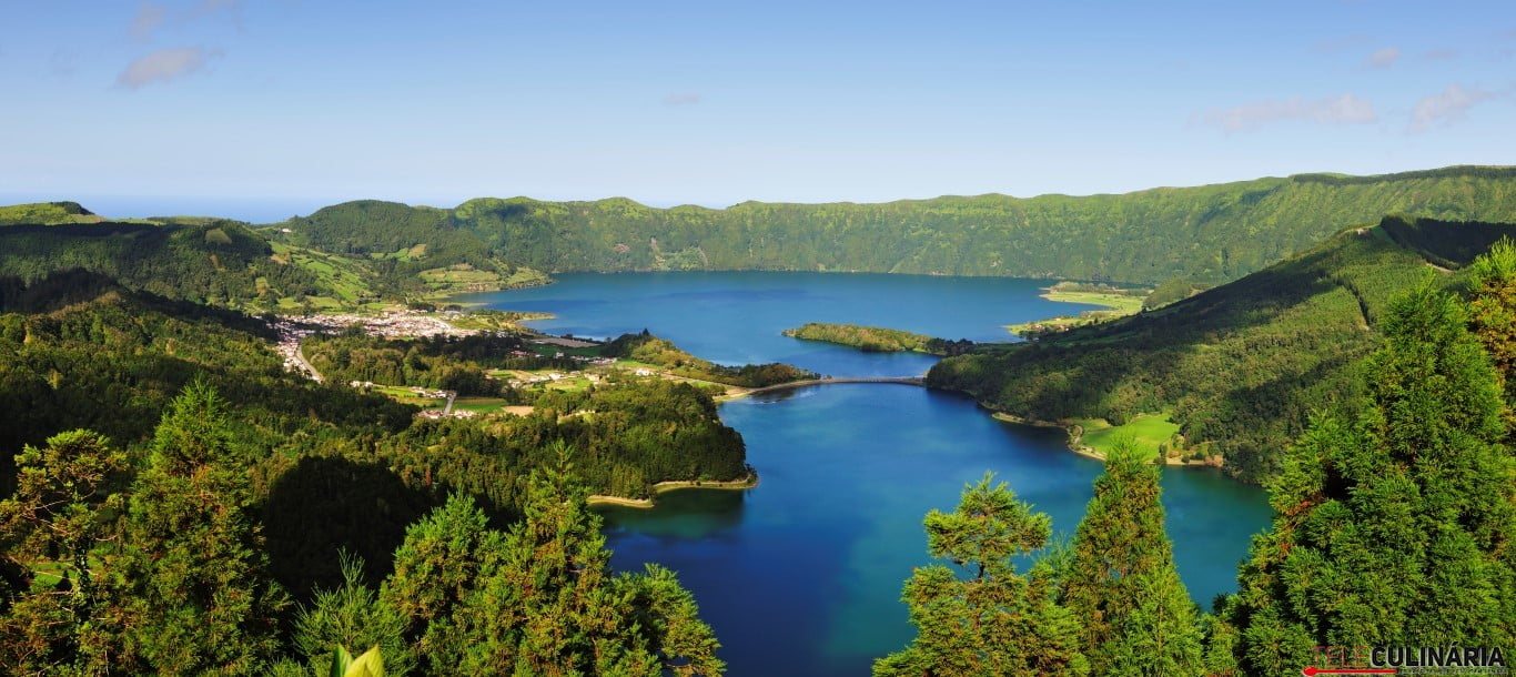 Sete Cidades Lake (Medium)