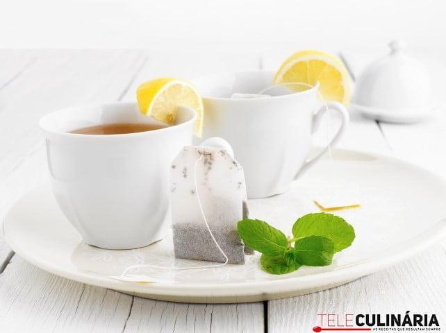 chá verde beneficios