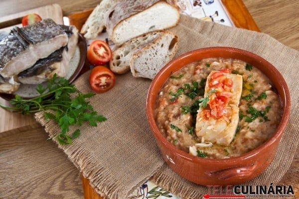 Açorda de bacalhau de Aveiro CHAM 13 Medium