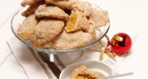 Azevias de batata-doce