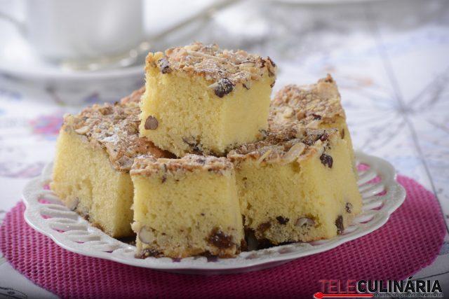 bolo de frutos secos