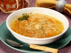 sopa da páscoa