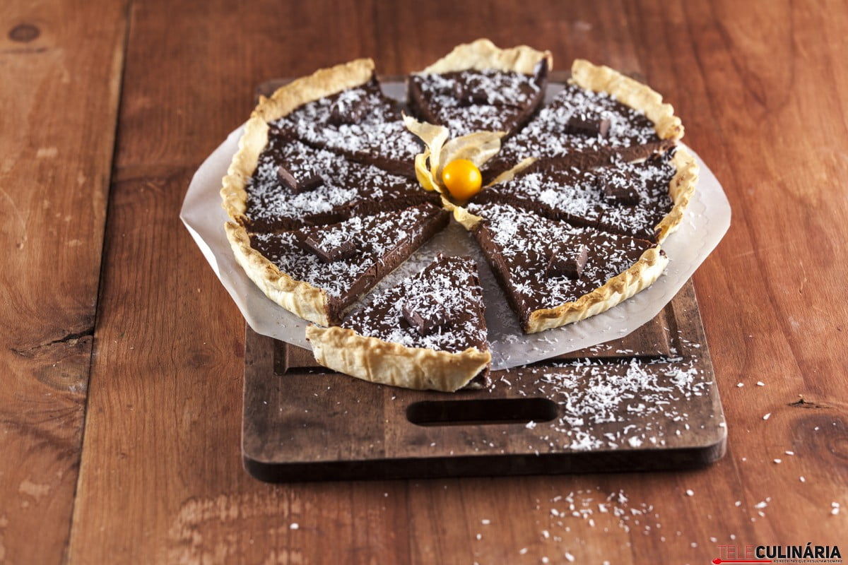 Tarte de chocolate equatorial CHPS 10