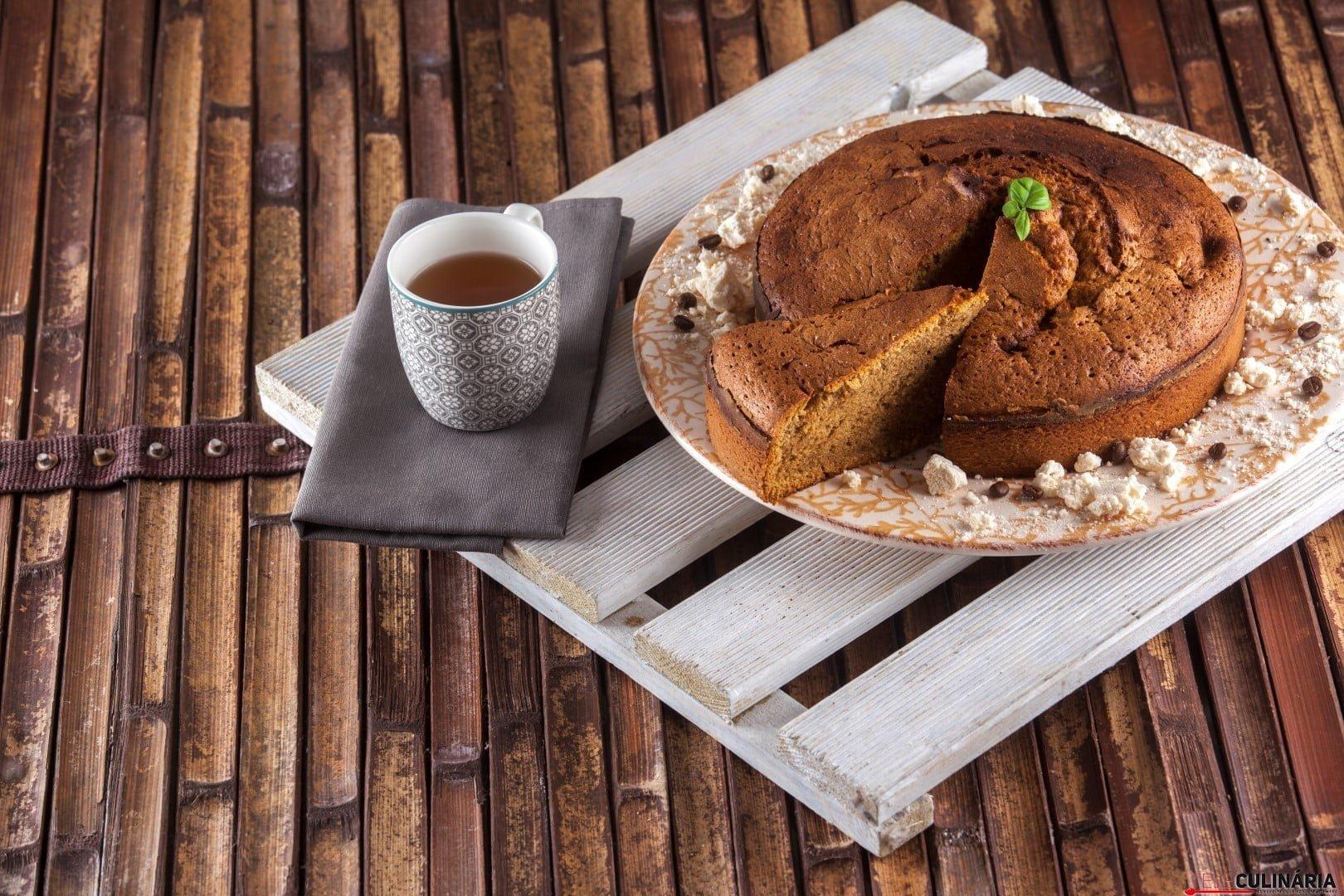 Bolo de cafe e azeite CHLJ-6 (Large)