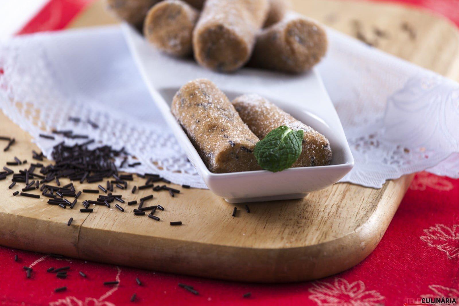 Croquetes de Bolacha com Pepitas Chocolate SM 006