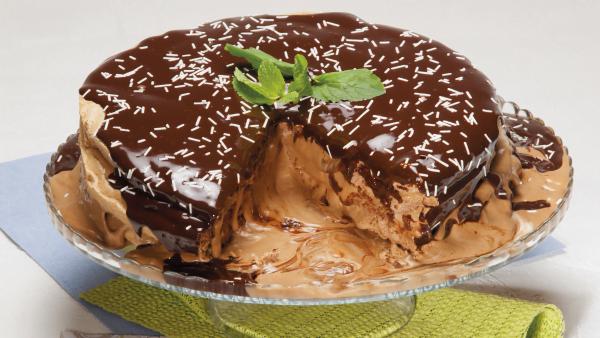 delicia de chocolate merengada