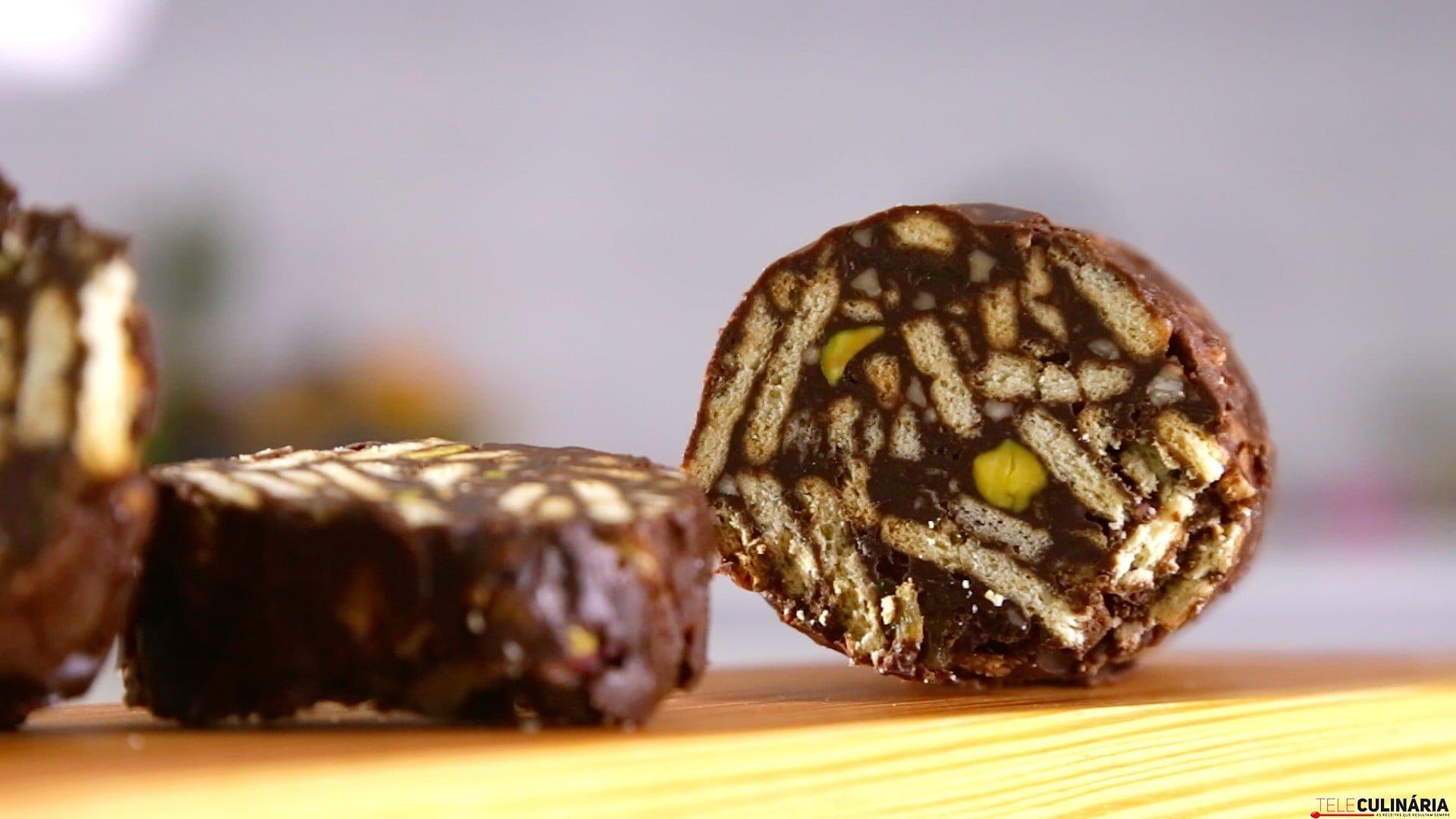 0065 Salame de chocolate com frutos secos CHMM