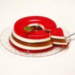 Mosiaco de gelatina