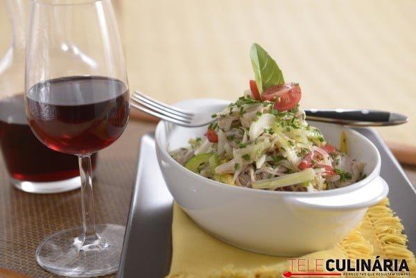 Salada avinagrada de coelho 10