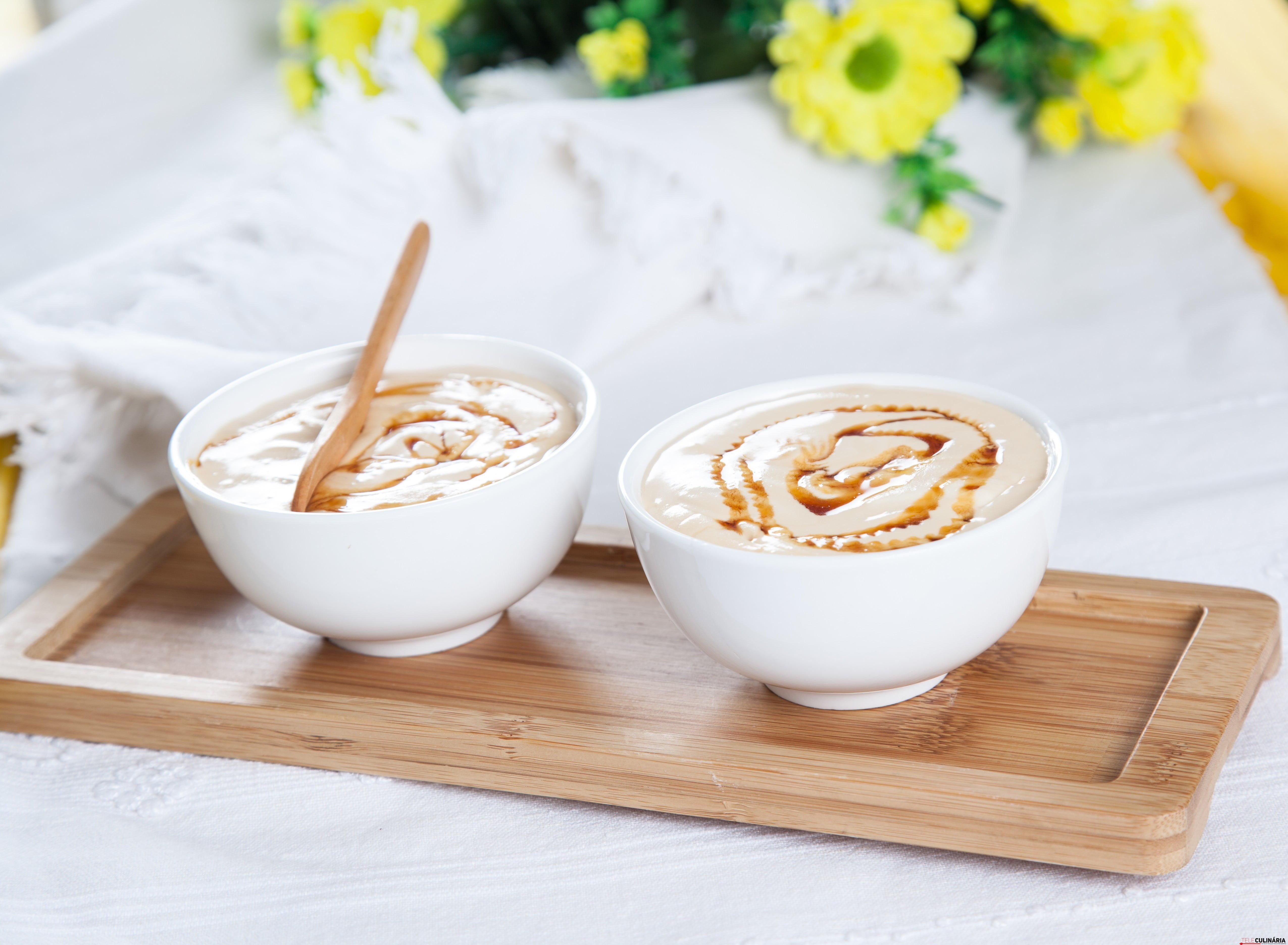 Taças de caramelo frescas CHLM 11