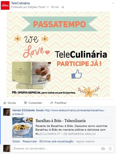 Passatempo We Love TeleCulinaria