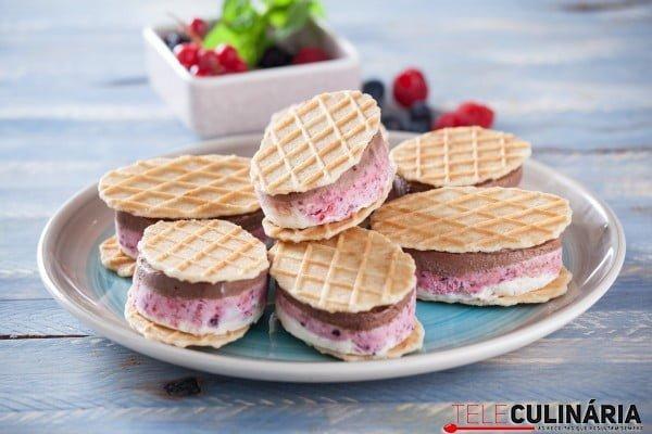 sanduiches de gelado arco iris 1