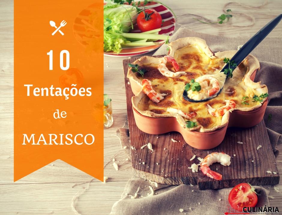 10 Tentações de Marisco