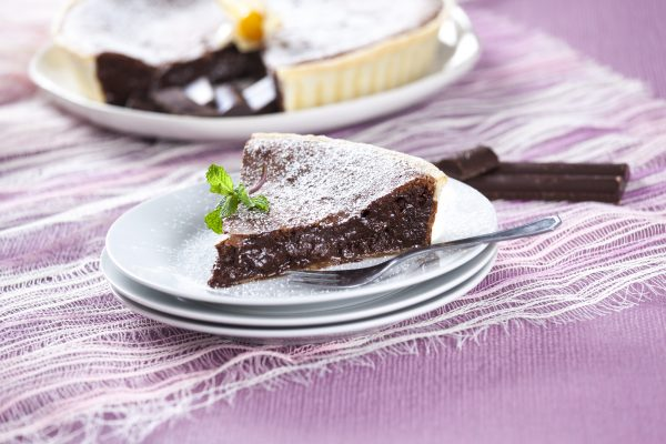 Tarte de brownie