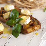 Tostas de Alheira e Camembert