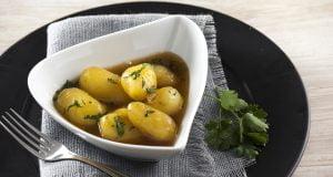 Batatas caramelizadas