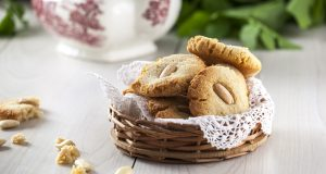 Biscoitos almendrados