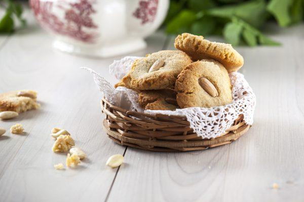 Biscoitos almendrados CHAA 6