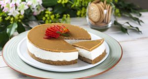 Cheesecake de Leite Condensado