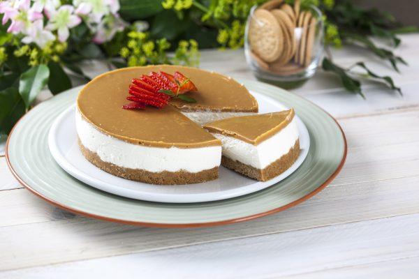 Cheesecake de Leite Condensado TC 4