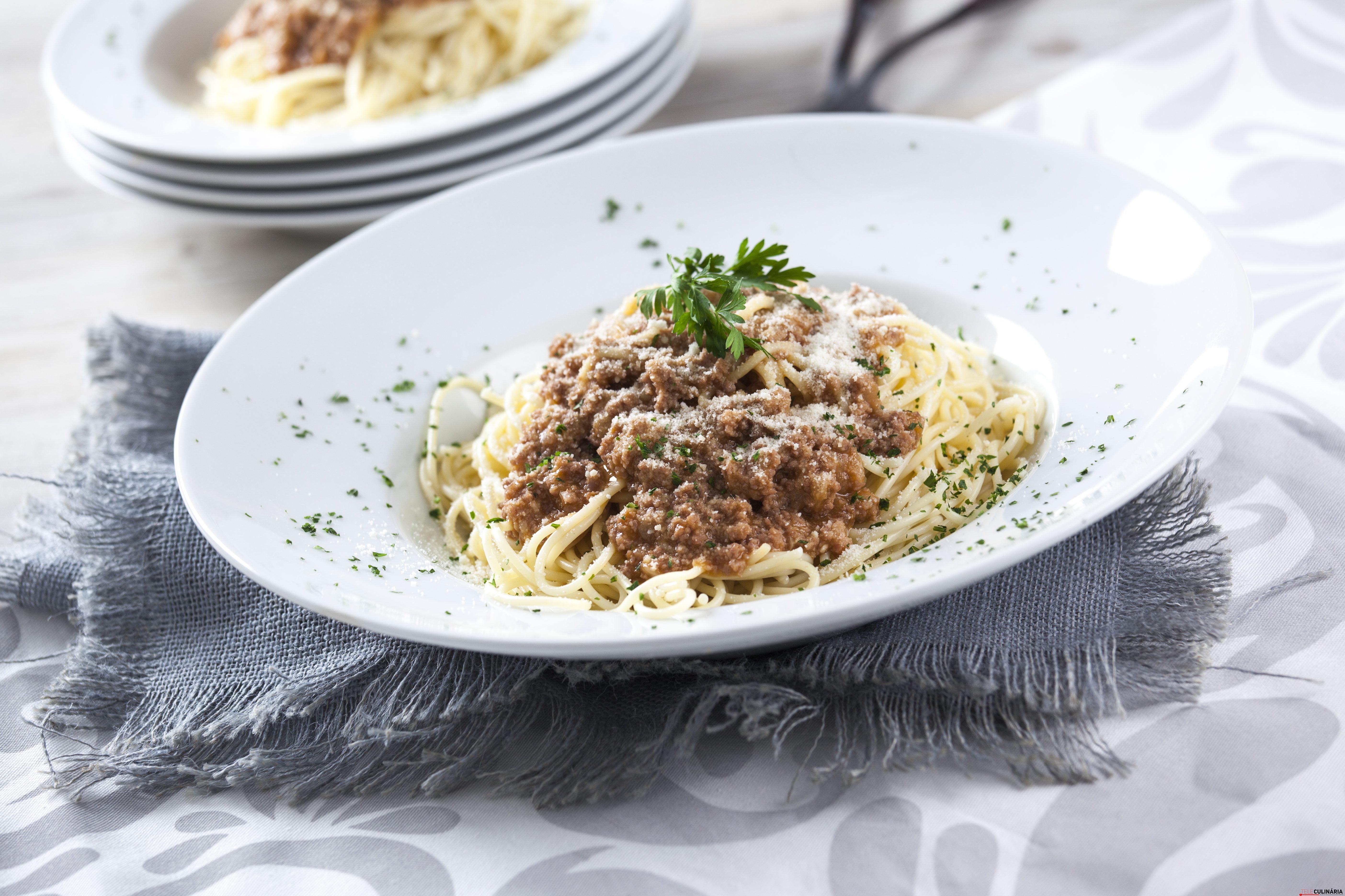 Esparguete a bolonhesa CHLM 3