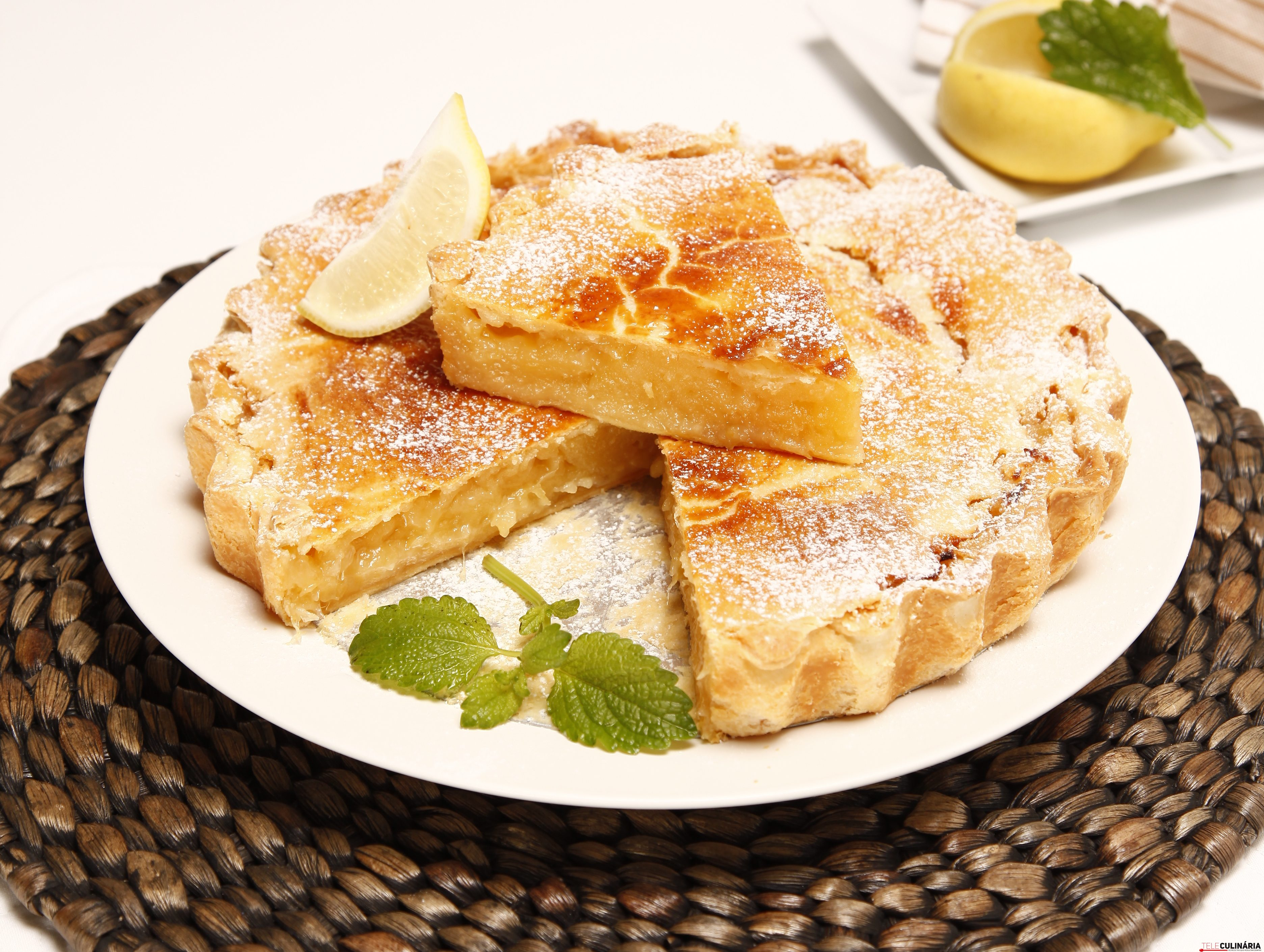 Pie de limão