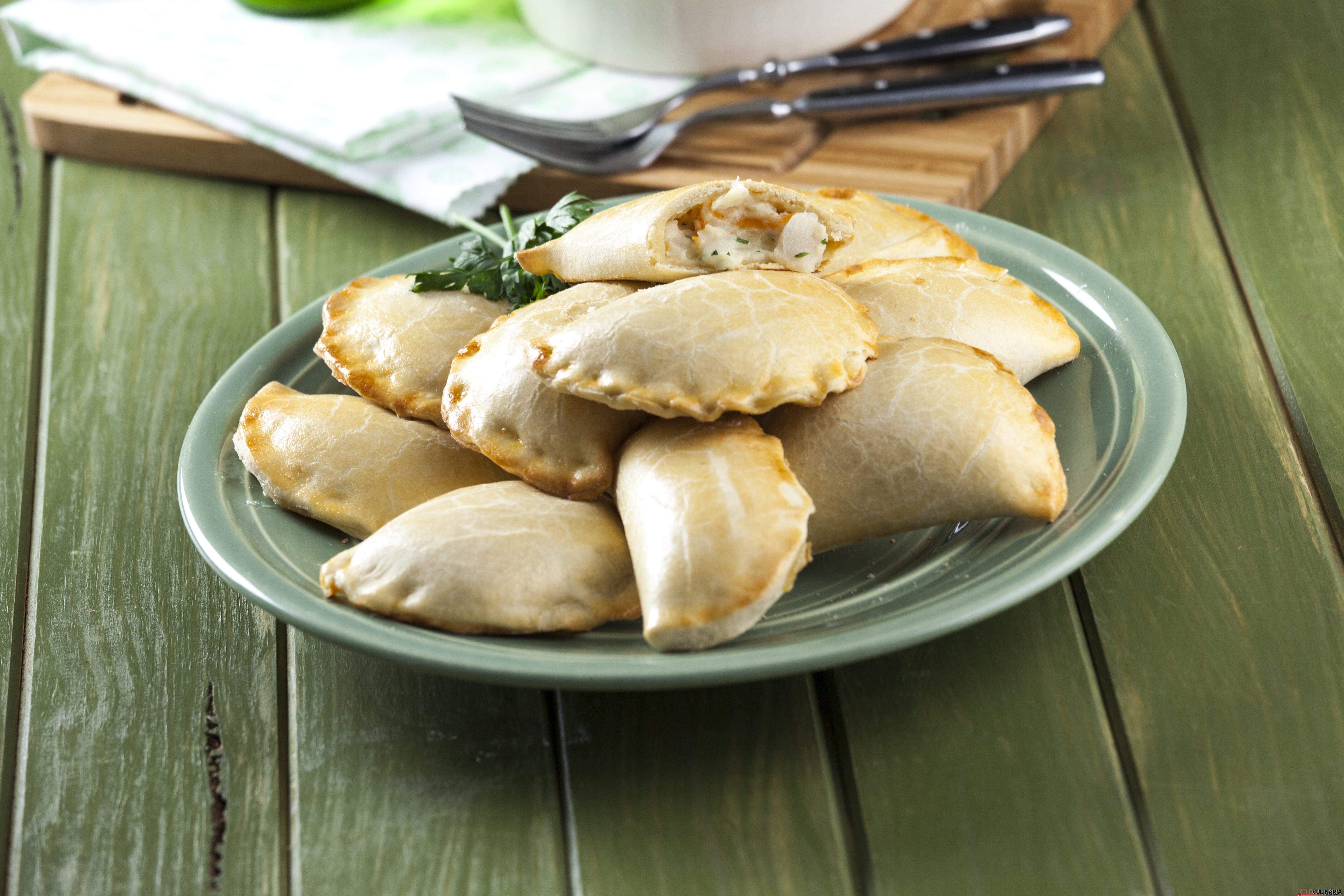 Rissois de peixe de forno CHLM 11