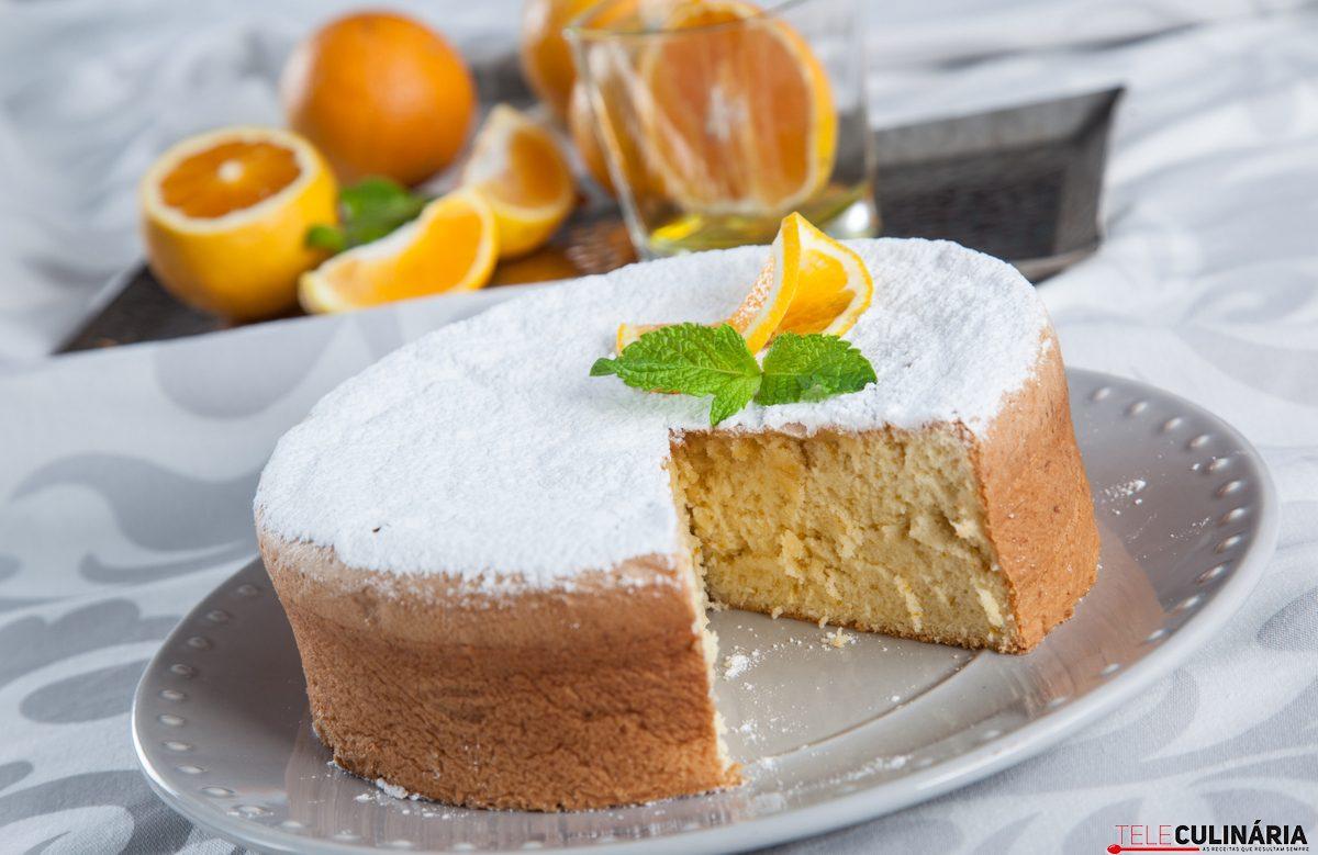 Pão de ló de laranja CHLM 8