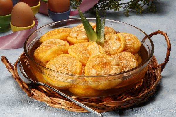 Papos de anjo em calda de ananas 5 e1513763019343